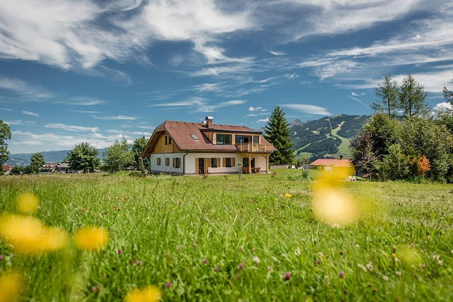 Ferienhaus Ramsau, Gruppenunterkunft, Familien