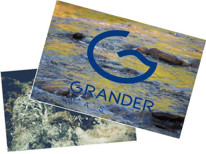 Granderwasser in Ramsau am Dachstein, Biohotel Ramsau